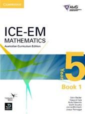 Ice-Em Mathematics Australian Curriculum Edition Year 5 Book