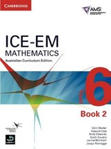 Ice-Em Mathematics Australian Curriculum Edition Year 6 Book | Colin Becker |