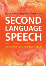 Second Language Speech | Laura Colantoni |