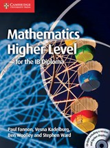 Mathematics for the IB Diploma: Higher Level with CD-ROM | Paul Fannon |