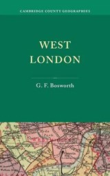 Cambridge County Geographies | G F Bosworth |