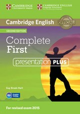 Complete First Presentation Plus DVD-ROM | Guy Brook-Hart |