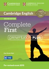 Complete First Presentation Plus DVD-ROM