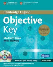 Objective Key Student's Book Pack (Student's Book with Answers and Class Audio CDs(2)) [With CDROM]
