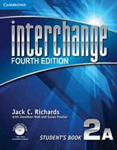 Interchange Level 2 Student's Book a with Self-Study DVD-ROM and Online Workbook a Pack