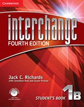 Interchange Level 1 Student's Book B with Self-Study DVD-ROM and Online Workbook B Pack