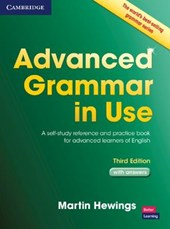 Advanced Grammar in Use Book with Answers
