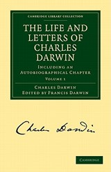 The Life and Letters of Charles Darwin 3 Volume Paperback Set | Charles Darwin |