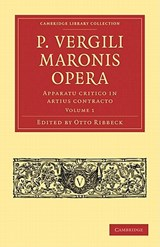 P. Vergili Maronis Opera 2 Volume Set | auteur onbekend |