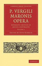 P. Vergili Maronis Opera 2 Volume Set