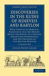 Discoveries in the Ruins of Nineveh and Babylon 2 Volume Pap