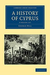 A History of Cyprus - 4-Volume Set