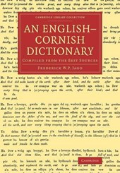 An English-Cornish Dictionary