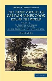 Three Voyages of Captain James Cook Round the World