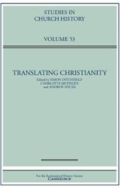 Translating Christianity