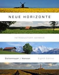 Neue Horizonte | Dollenmayer, David B. ; Hansen, Thomas S. |