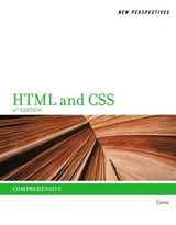 New Perspectives on Html and Css | Patrick Carey |