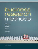 Business Research Methods | William G.; Zikmund |