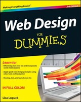 Web Design for Dummies | Lisa Lopuck |