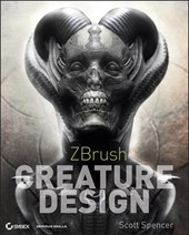 ZBrush Creature Design | Scott Spencer |