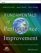 Fundamentals of Performance Improvement | Darlene Van Tiem |