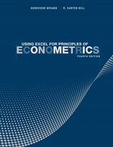 Using Excel for Principles of Econometrics | Genevieve Briand |