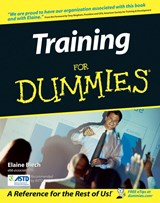 Training For Dummies | Elaine Biech |
