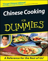 Chinese Cooking For Dummies | Martin Yan |
