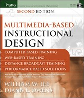 Multimedia-based Instructional Design | William W. Lee |