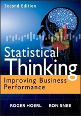Statistical Thinking | Roger Hoerl |