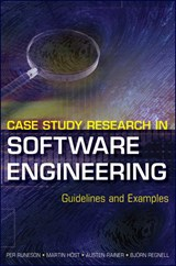 Case Study Research in Software Engineering | Per Runeson |