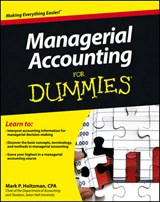 Managerial Accounting For Dummies | Mark P. Holtzman |