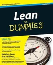 Lean For Dummies | Natalie J. Sayer |