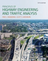 Principles of Highway Engineering and Traffic Analysis | Mannering, Fred L. ; Washburn, Scott S. |