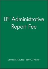 LPI Administrative Report Fee