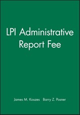 LPI Administrative Report Fee | Pfeiffer |