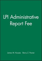 LPI Administrative Report Fee