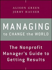 Managing to Change the World | Alison Green |