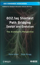 802.1aq Shortest Path Bridging Design and Evolution