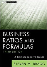 Business Ratios and Formulas | Steven M. Bragg |