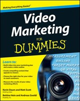 Video Marketing For Dummies | Kevin Daum |