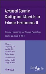 Advanced Ceramic Coatings and Materials for Extreme Environments II | Michael Halbig |