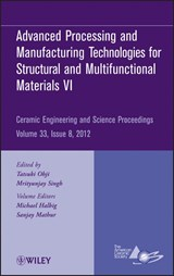 Advanced Processing and Manufacturing Technologies VI | Acers |