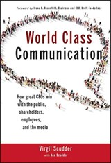 World Class Communication | Virgil Scudder |