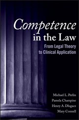 Competence in the Law | Michael L. Perlin |