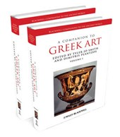 A Companion to Greek Art | Tyler Jo Smith |