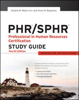 PHR / SPHR Professional in Human Resources Certification Study Guide | Sandra M. Reed |