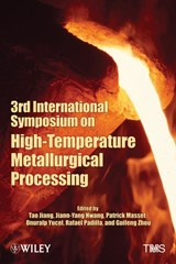 3rd International Symposium on High-Temperature Metallurgical Processing | Tao Jiang |