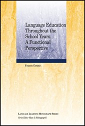 Language Education Throughout the School Years