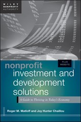 Nonprofit Investment and Development Solutions | Roger Matloff |